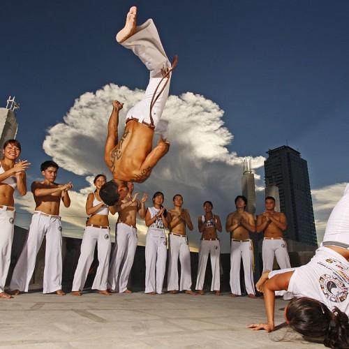 Eдно различно бойно изкуство – капоейра