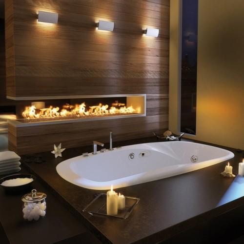 Идеи за красива и уютна баня
