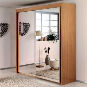 Imperial 2 Door Slider with 2 Mirror