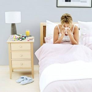 настинка и кашлица
