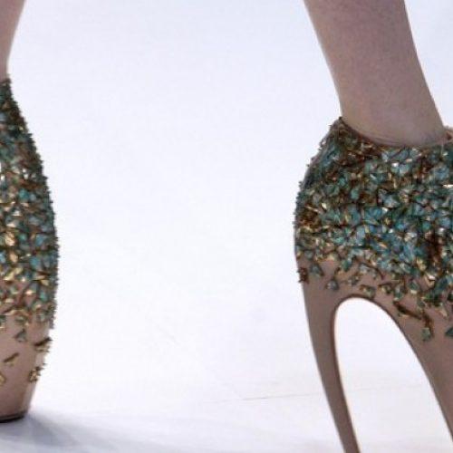 Тенденции обувки есен – зима 2013