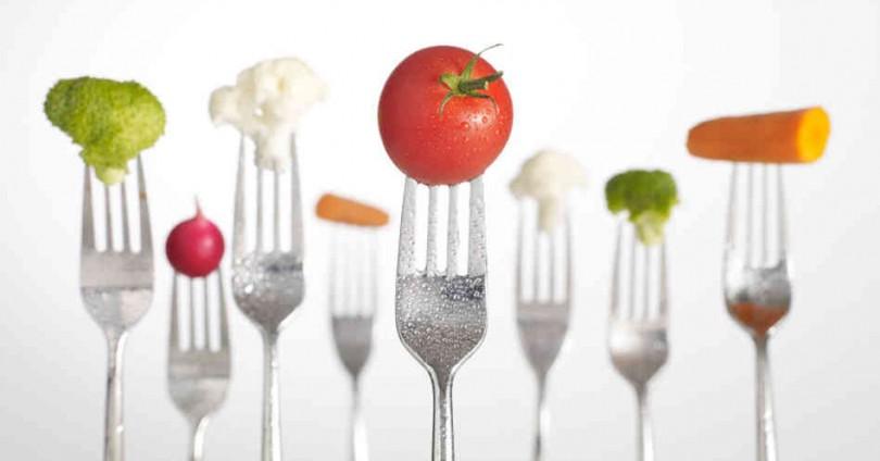 Как да отслабнем цели 10 килограма с вегетарианска диета?