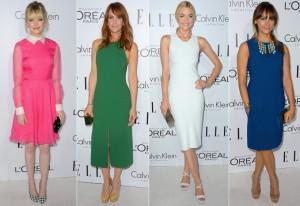 2012-elle-women-in-hollywood-emma-stone-kristen-wiig-jaime-king-rashida-jones-calvin-klein-valentino-pink-dress