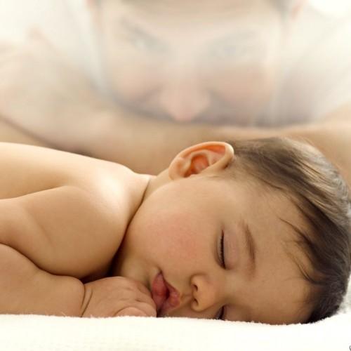 Неспокоен сън при бебетата