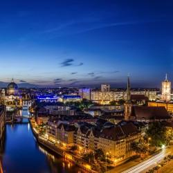 Берлин – съчетание на велика история и съвременна красота