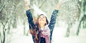 Кожата и зимата