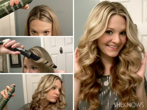how-to-get-bombshell-curls