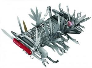 швейцарско ножче