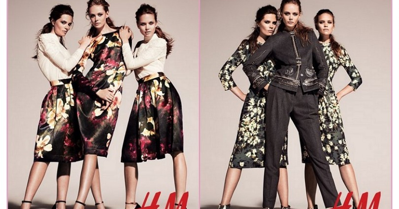 Много шик в новата колекция пролет-лято на H&M 2014