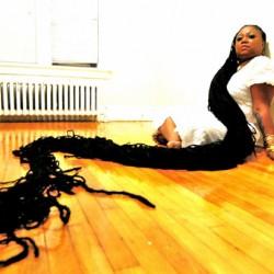 Жената с най-дългата коса в света