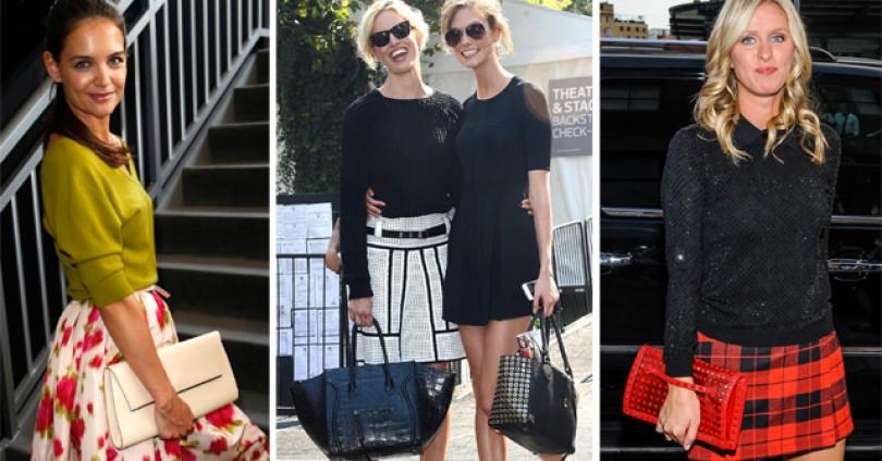 Актуални тенденции чанти 2014 пролет-лято