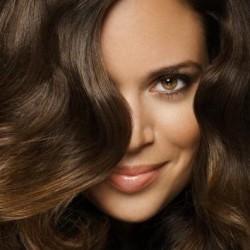Маска със зехтин за блестяща коса