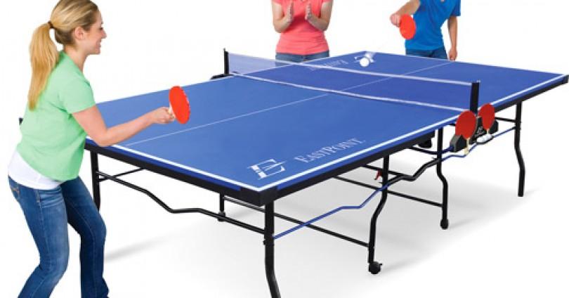Играете ли тенис на маса?