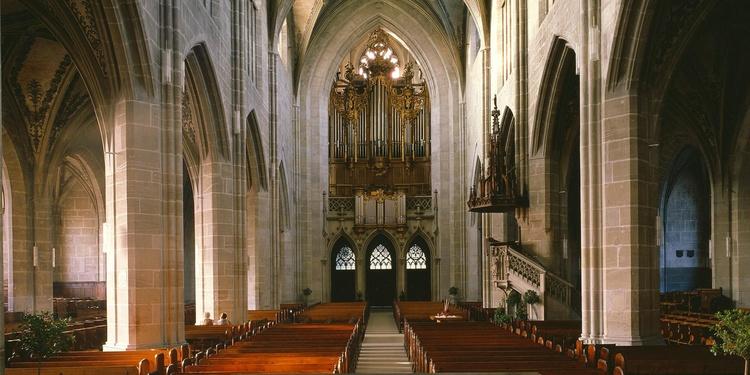Bern catedral
