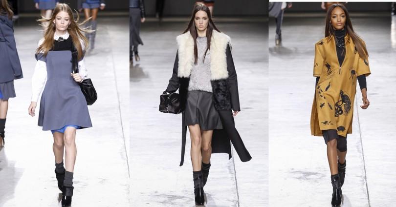 Модни тенденции с Topshop Unique 2014-2015