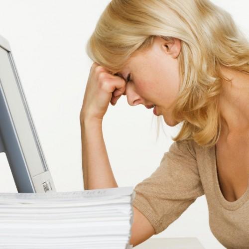 5 начина да се справим със стреса на работното място