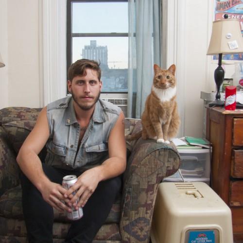 Мъже и котки! – неочаквано добра комбинация