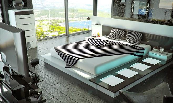 High-tech-stil-v-interiorniq-dizain