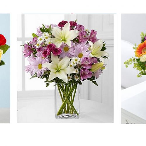Как да аранжираме красив букет във ваза