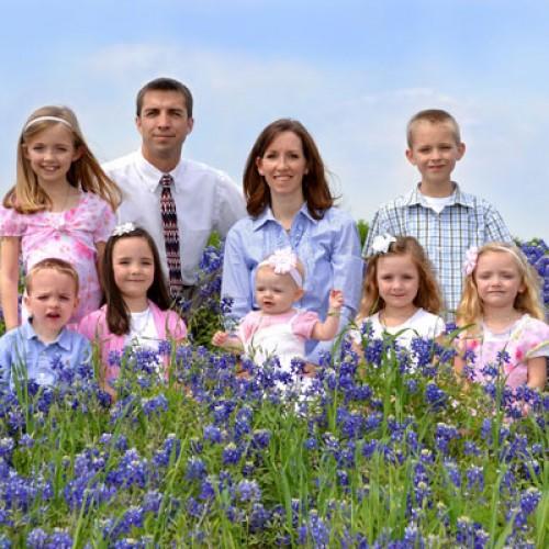 Влиянието на многодетното семейство върху децата