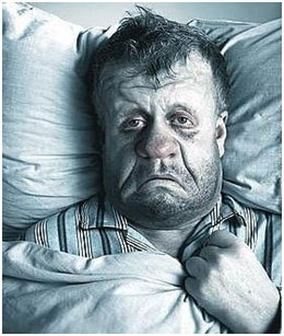грип и настинка