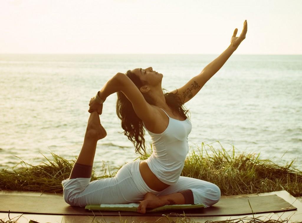 кое е йога