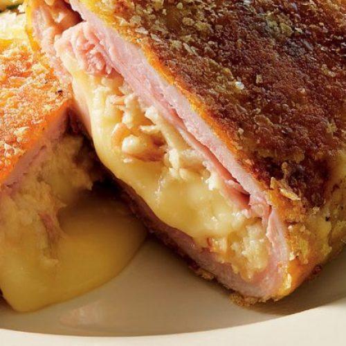 Рецепта за хрупкаво и сочно пиле Кордон Бльо